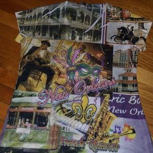New Orleans Madi Gras T Shirt